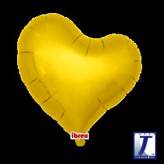 "Ibrex ""Sweet"" Srce Metallic Gold folija balon"