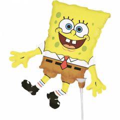 Mini Sponge Bob folija balon na palčki