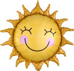 Maxi Sunshine Sun folija balon