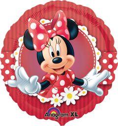 Standard Mad About Minnie folija balon