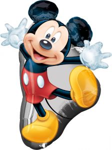 Maxi Mickey Full Body folija balon