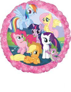 Standard My Little Pony folija balon