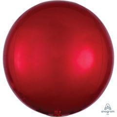 Orbz Red folija balon