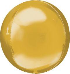 Orbz Gold folija balon