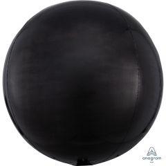 Orbz Black folija balon