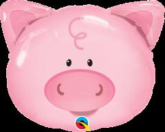 Maxi Playful Pig folija balon