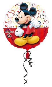 Standard Mickey Portrait folija balon