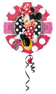 Standard Minnie Portrait folija balon