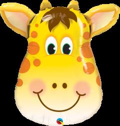 Maxi Jolly Giraffe folija balon