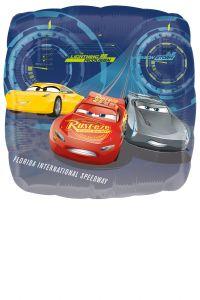Standard Cars 3 - Lightning  McQueen folija balon