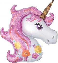 Maxi Magical Unicorn folija balon