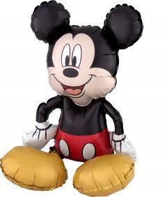 Maxi folija balon Sitter Mickey Mouse
