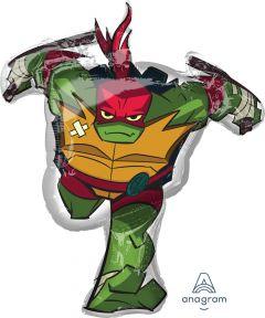 Maxi Rise Of The TMNT Raphael folija balon