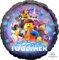 Standard Lego Movie 2 folija balon