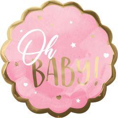 Maxi Pink Baby Girl
