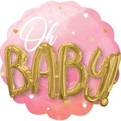 Maxi Multi Pink Baby Girl