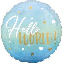 Standard HX Blue Baby Boy folija balon