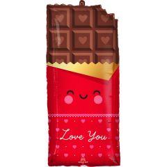 Maxi Chocolate Love folija balon