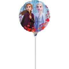 Mini Frozen 2 folija balon na palčki