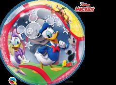 Bubble Mickey&His Friends pvc balon