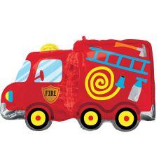 Maxi Fire Truck folija balon