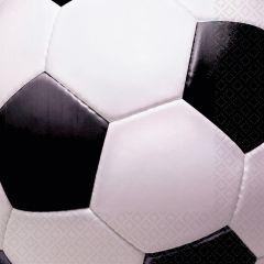 Soccer serviete 33x33cm