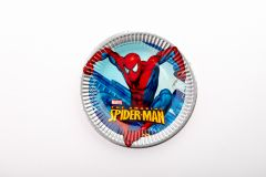 Spiderman papirnati krožniki 20 cm