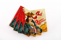Pirati s Karibov papirnate serviete