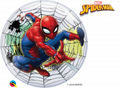 Bubble Spider Man pvc balon