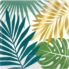 Key West krožniki 18x18 cm