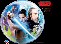 Bubble Star Wars pvc balon