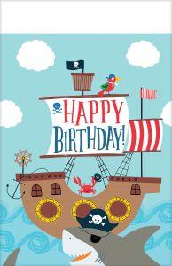Ahoy Birthday prt