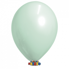 60cm Macaroon Mint lateks balon