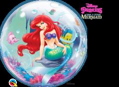 Bubble The Little Mermaid pvc balon