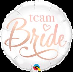 Standard Team Bride folija balon