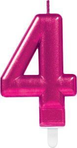 Pink svečka 4