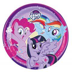 My Little Pony krožniki 23 cm