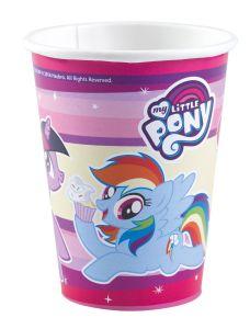 My Little Pony kozarčki 250ml