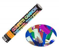 Multicolour strelec konfetov 30 cm
