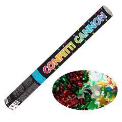 Multicolour strelec konfetov 58 cm
