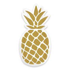 Pineapple Vibes krožnik ananas