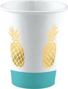 Pineapple Vibes kozarčki kozarčki 255ml