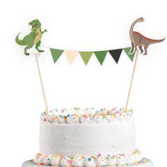 Happy Dinosaur dekoracija za torto