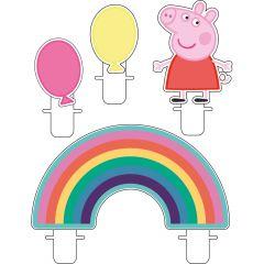 Peppa Pig svečke