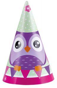 Happy Owl klobučki