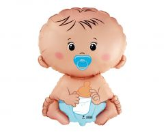 Standard FX Baby Boy folija balon