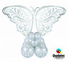 Balonska dekoracija velika Butterfly