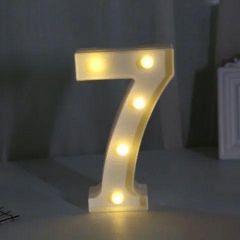 Svetleča Številka 7