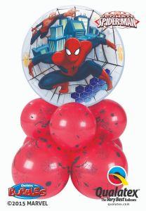 Bubble balonska dekoracija Spider Man