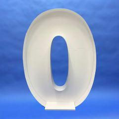 Okvir za balone številka 0